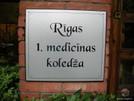 Rīgas 1. medicīnas koledža