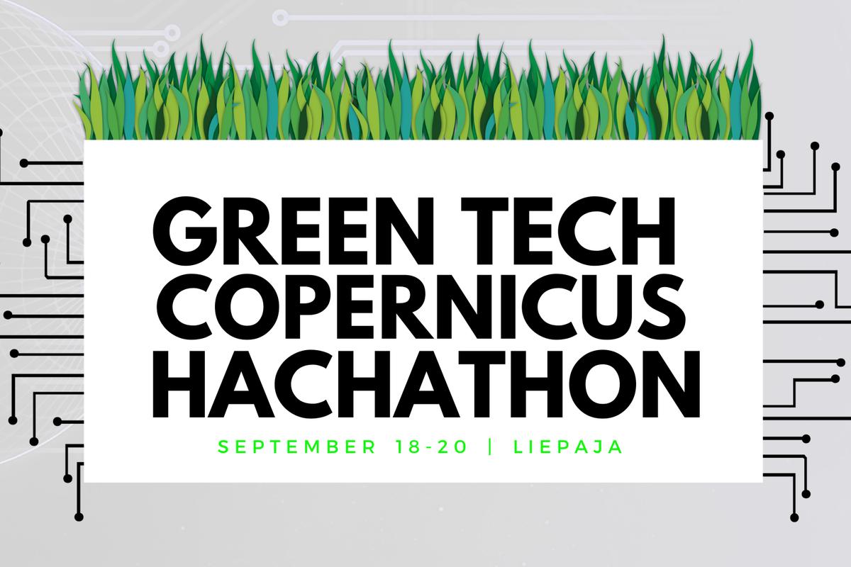Green Tech Copernicus hakatons