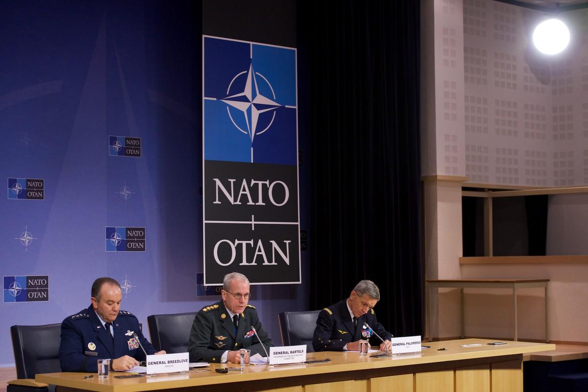 Internship in NATO
