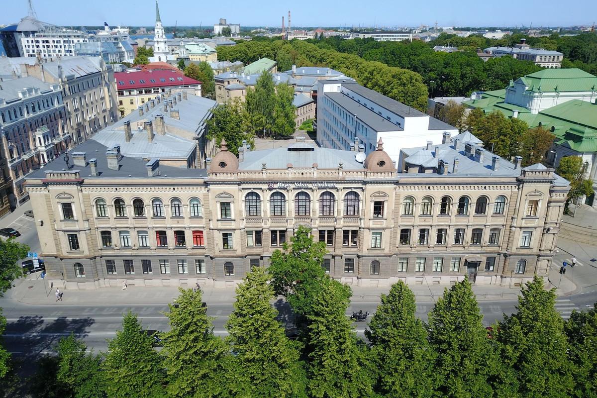 Rīgas Valsts tehnikums svinīgi iesāk jauno simtgades mācību gadu!