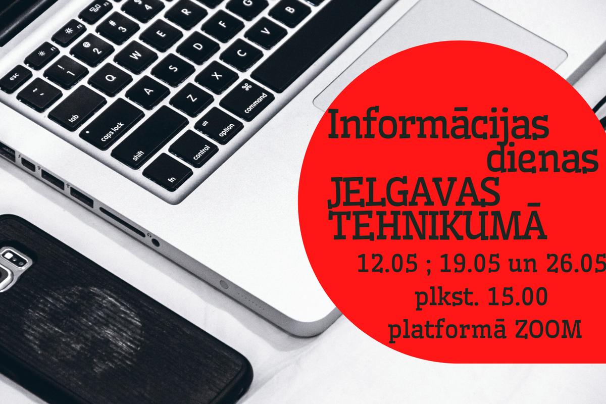 Informācijas dienas 2021